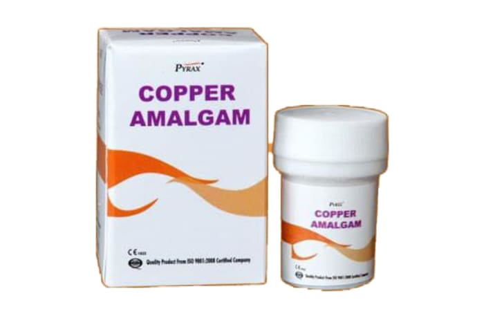Conservative and Student Materials - Copper Amalgam