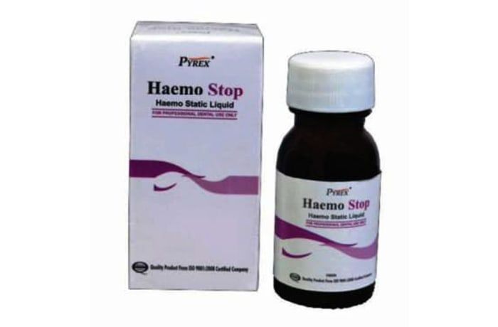 Endodontic Retraction Materials - Haemostatic Liquid