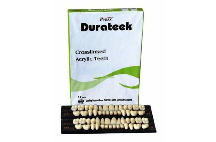 Laboratory Materials - Durateek Teeth
