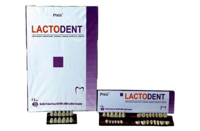 Laboratory Materials - Lactodent Teeth