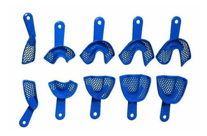 Prosthodontic Materials - Flexible Impression Trays