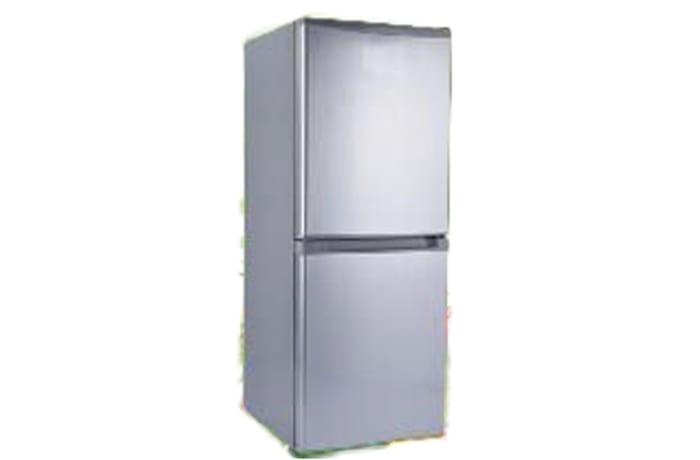 Double Doors Bottom Half Freezer Solar Refrigerator