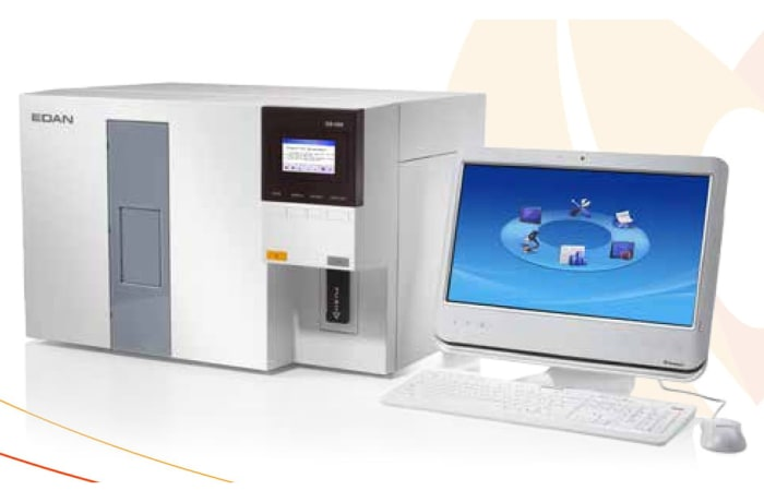 In-Vitro Diagnostics -  DS-500 5-Part Hematology Analyzer