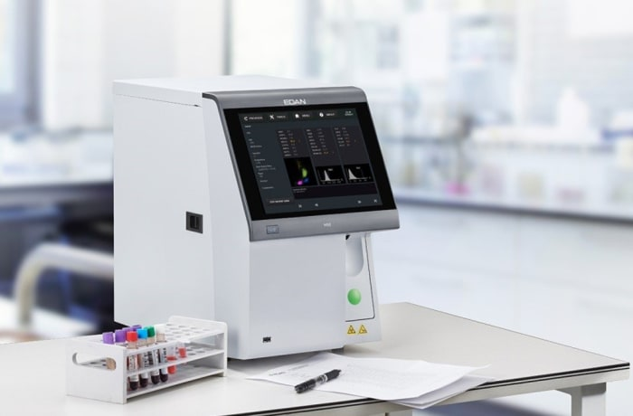 In-Vitro Diagnostics -  H50 5-Part Hematology Analyzer