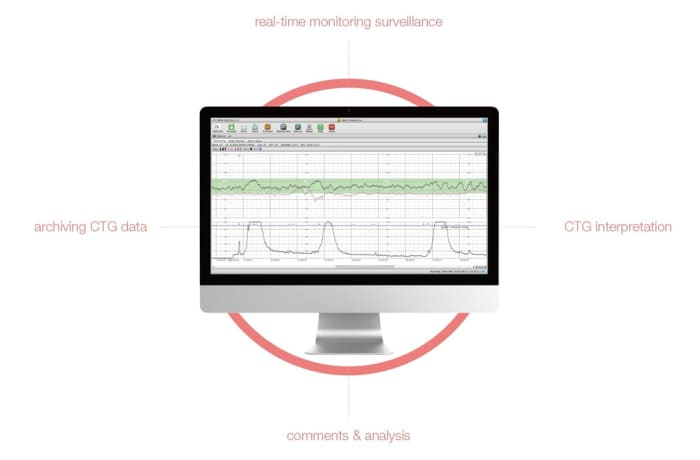 Obstetrics & Gynecology - MFM-CNS Lite Central Monitoring System
