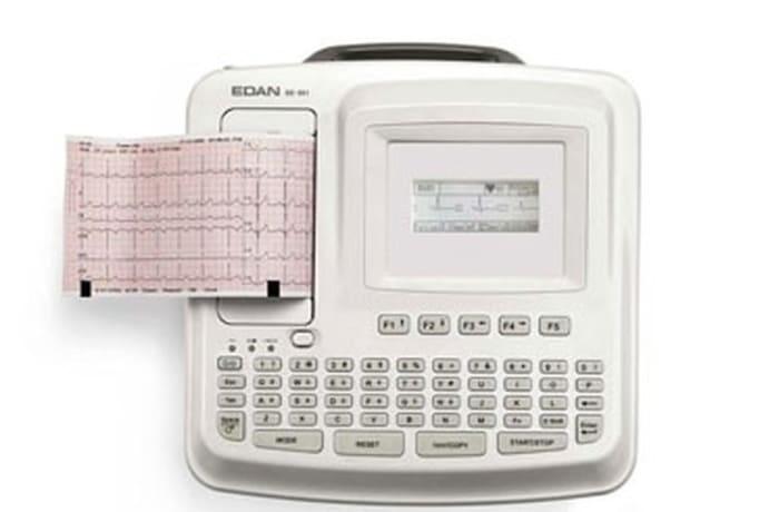 Diagnostic ECG -  SE-601 Series Six-channel ECG