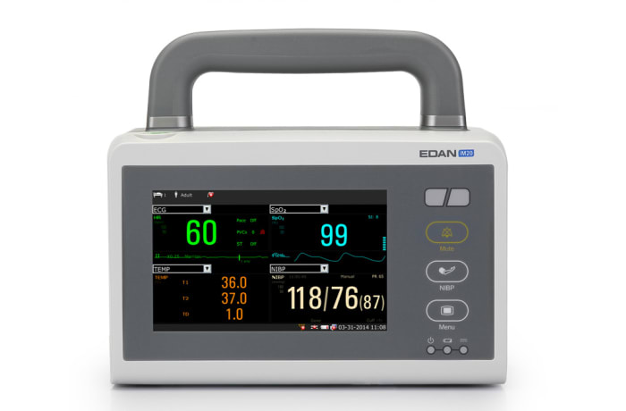 Patient Monitoring - iM20 Transport Patient Monitor