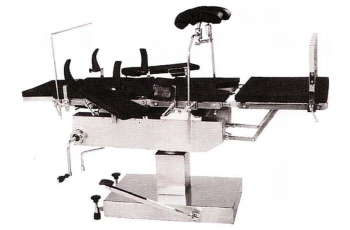 Surgical Operating Table Hydraulic - USI-2004