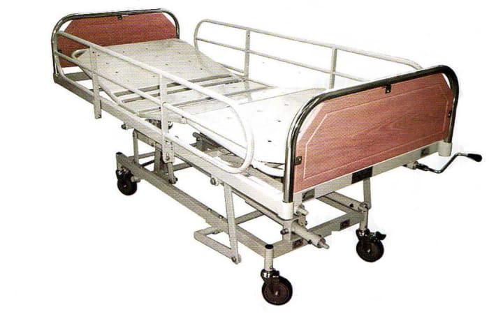 ICU Bed Mechanically - USI-1001