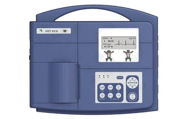 Veterinary - VE-100 Single channel Veterinary ECG