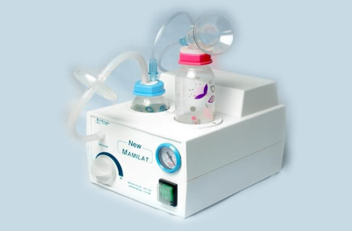 Breast pump electric