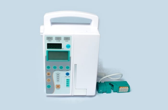 Infusion pump model