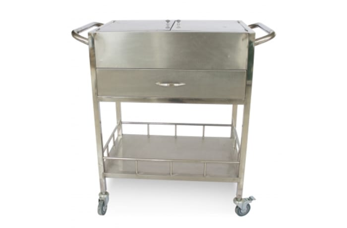 Instrument trolley 76x46x91 cm