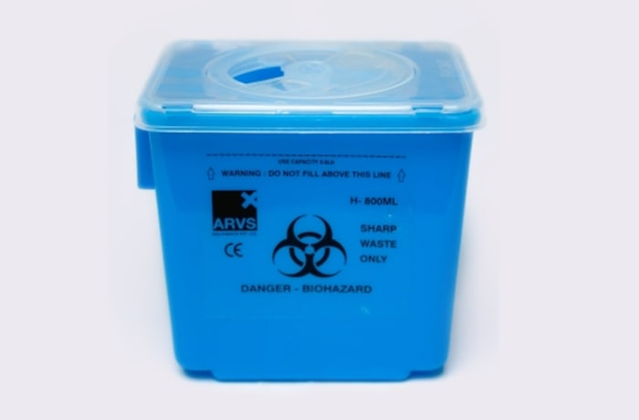 Safety box plastic
