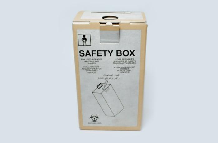 Sharp box 3 liters
