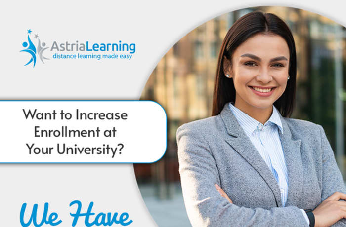Want to Increase enrollment at your university? image