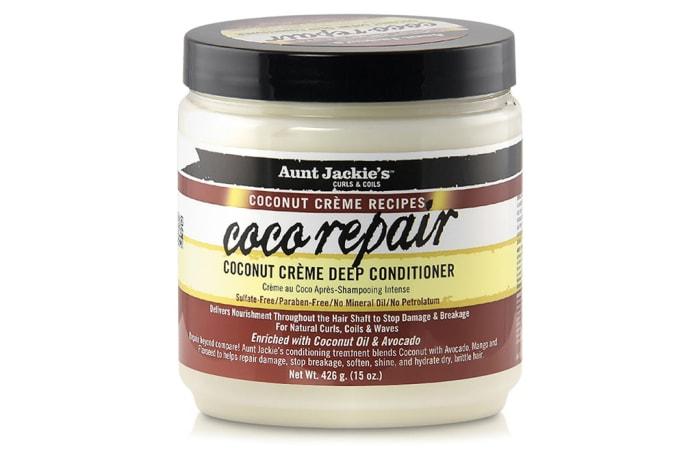 Coco Repair  Coconut Creme Deep Conditioner Coconut Creme Recipes 426gm