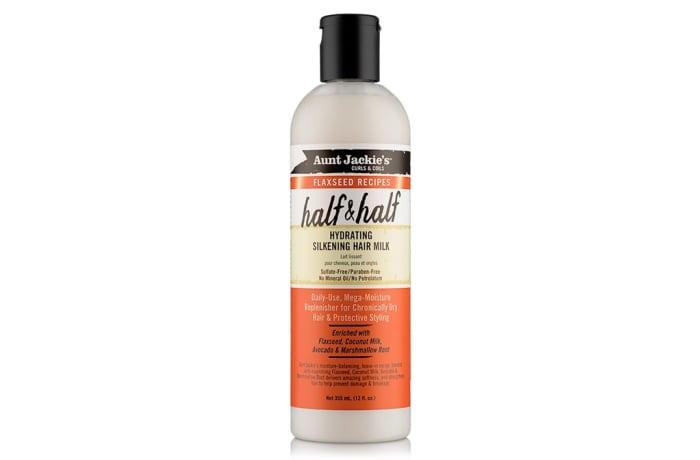 Flaxseed Recipes  Half & Half  Hydrating Silkening Hair Milk  355ml