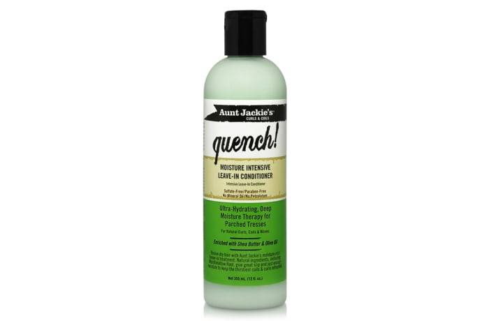 Quench!  Moisture Intensive Leave-In Hair Conditioner Shea Butter & Olive Oil