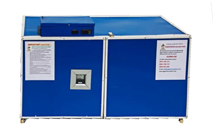 Automatic Turning Incubator 220 Egg Capacity