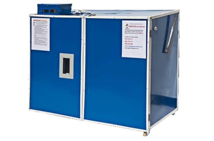 Automatic Turning Incubator 440 Egg Capacity