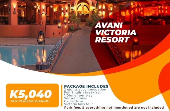 Avani Victoria Resort package - 2 nights stay image