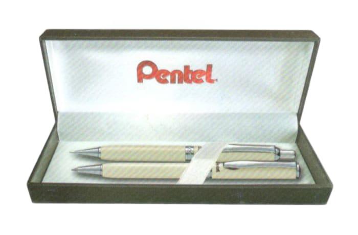 BA811-W Sterling Ballpoint Gift Set