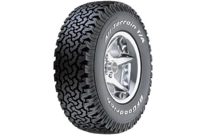 BFGoodrich 235/85R16AT K02 tyre
