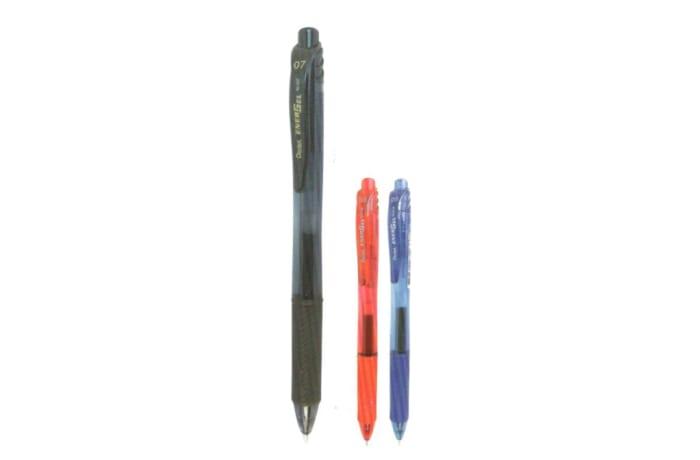 BLN105 Gel Roller Pen EnerGel X Needle Tip Roller Ball Retractable