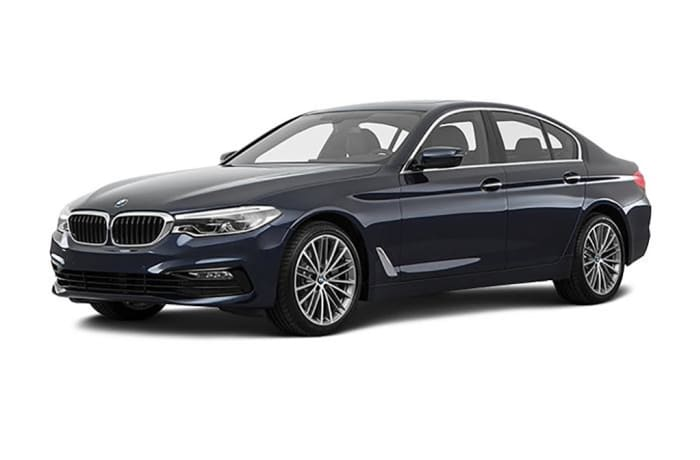 BMW 5 Series - Per day - within and outside Lusaka