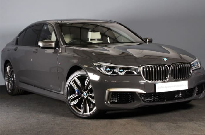 BMW 7 Series - Per day - within and outside Lusaka