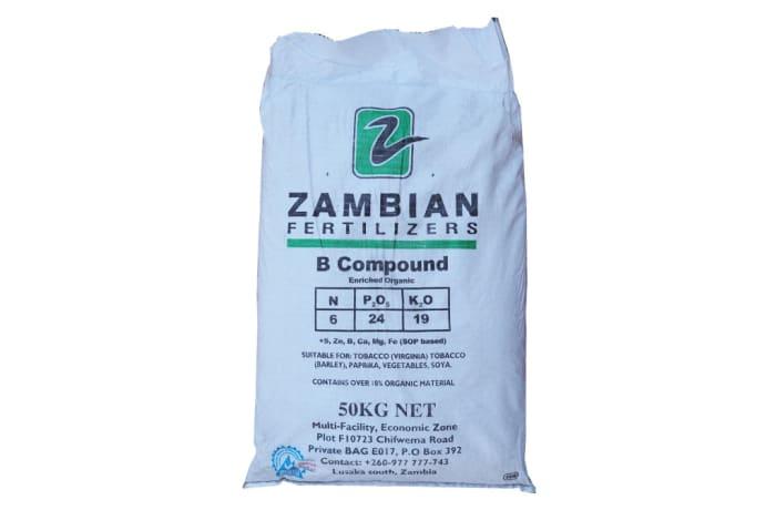 B Compound Fertilizer  - 5kg
