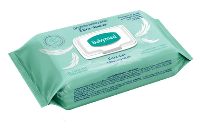 Babymed - Baby Wipes