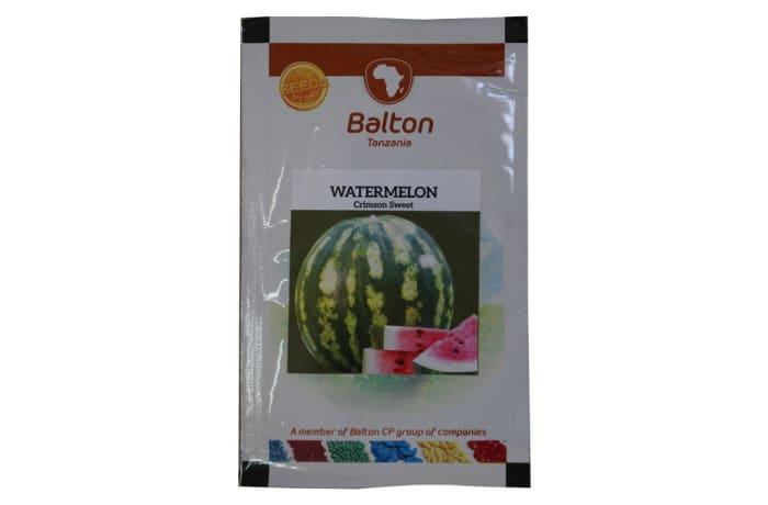 Watermelon - Crimson Sweet