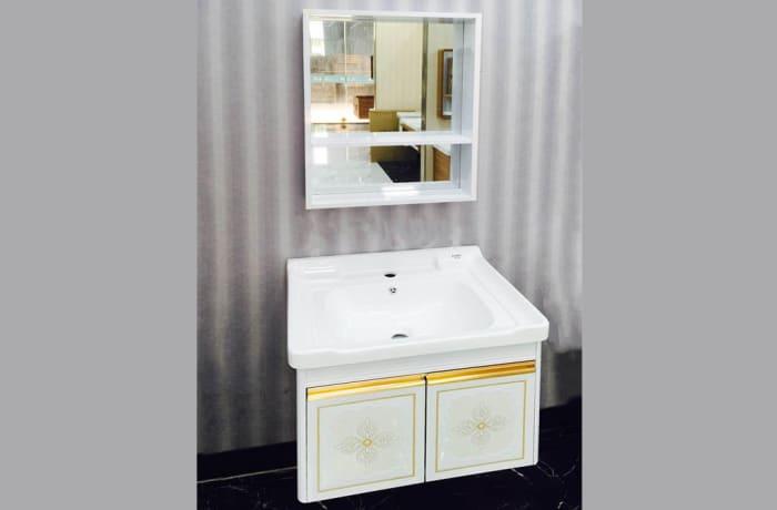 Bathroom sink - Bathtub cabinet - Model 6012