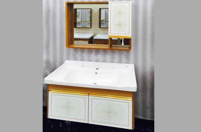 Bathroom sink - Bathtub cabinet - Model 6023