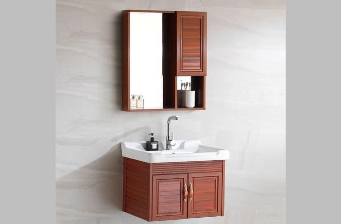 Bathroom sink - Bathtub cabinet - Model 605C