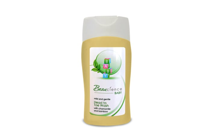 Baby Head to Toe Wash 220ml