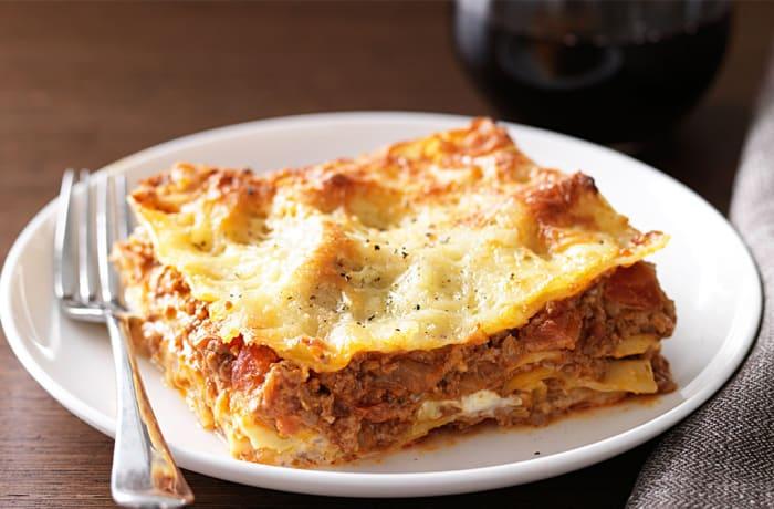 Tansi Kitchen - Beef Lasagne