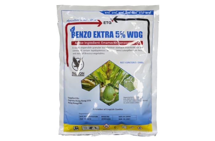 Insect Killer Benzo Extra  5% Wdg  - 250g