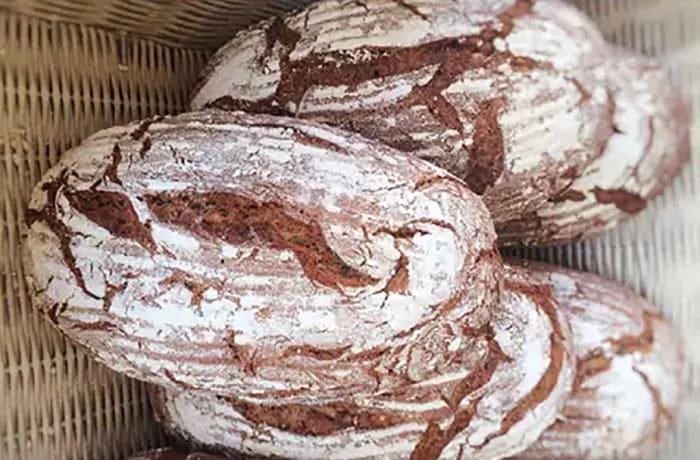 Berlin Rye Sourdough Bread