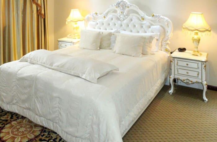 Zambezi Suites (Presidential suite)