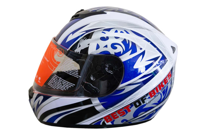 Motorcycle Helmet - Best of Bikes WLT-101