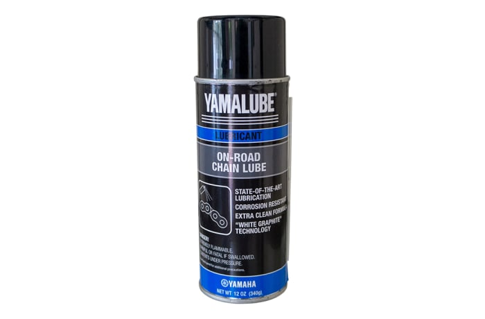 Lubricant On Road Chain Lube - Yamalube Yamaha