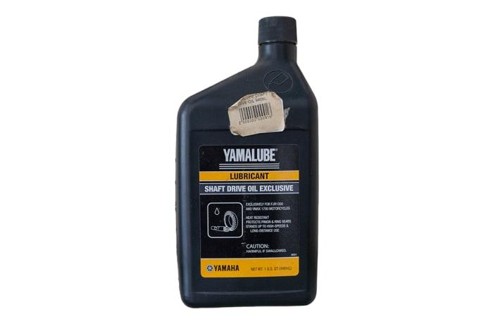 Lubricant Shaft Drive Oil Exclusive - Yamalube Yamaha