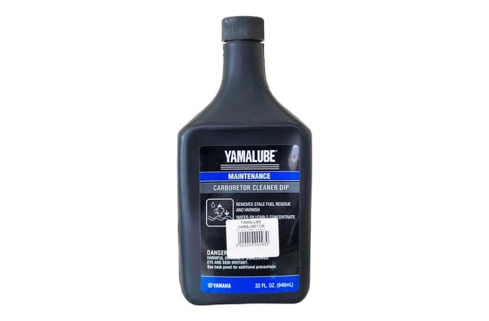 Maintenance Carburetor Cleaner Dip - Yamalube Yamaha