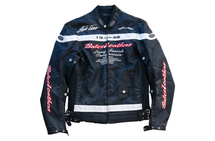 Motorcycle Jacket - Bates Leathers 19 custom 39