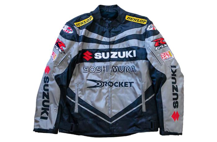 Motorcycle Jacket - Suzuki Yoshimura Rocket Dunlop GSX-R