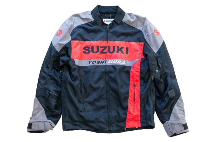 Motorcycle Jacket - Suzuki Yoshimura