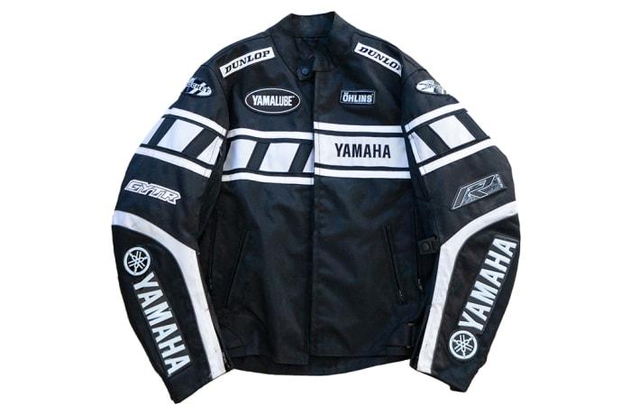 Motorcycle Jacket - Yamaha Joe Rocket black